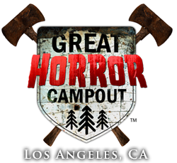 Great Horror Campout logo