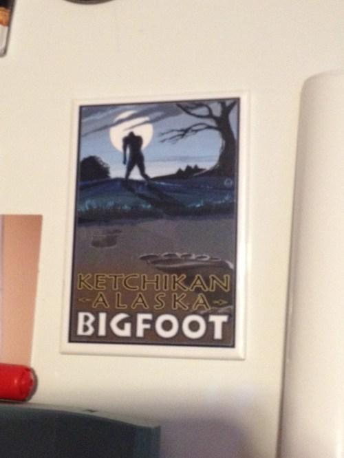 Ketchikan Bigfoot