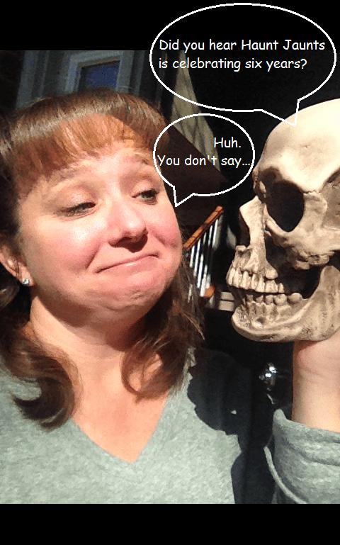 HJ 6 Years Skull Talk