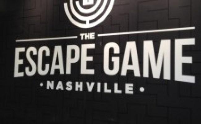 Friday Fun The Escape Game Nashville