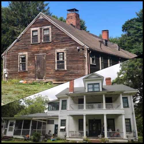 The Two Houses Of The Conjuring