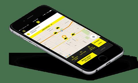 Safe Ride Home - Happy Cab App
