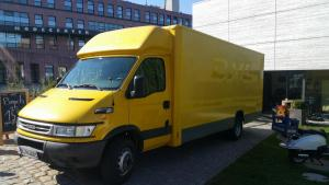 DHL Iveco