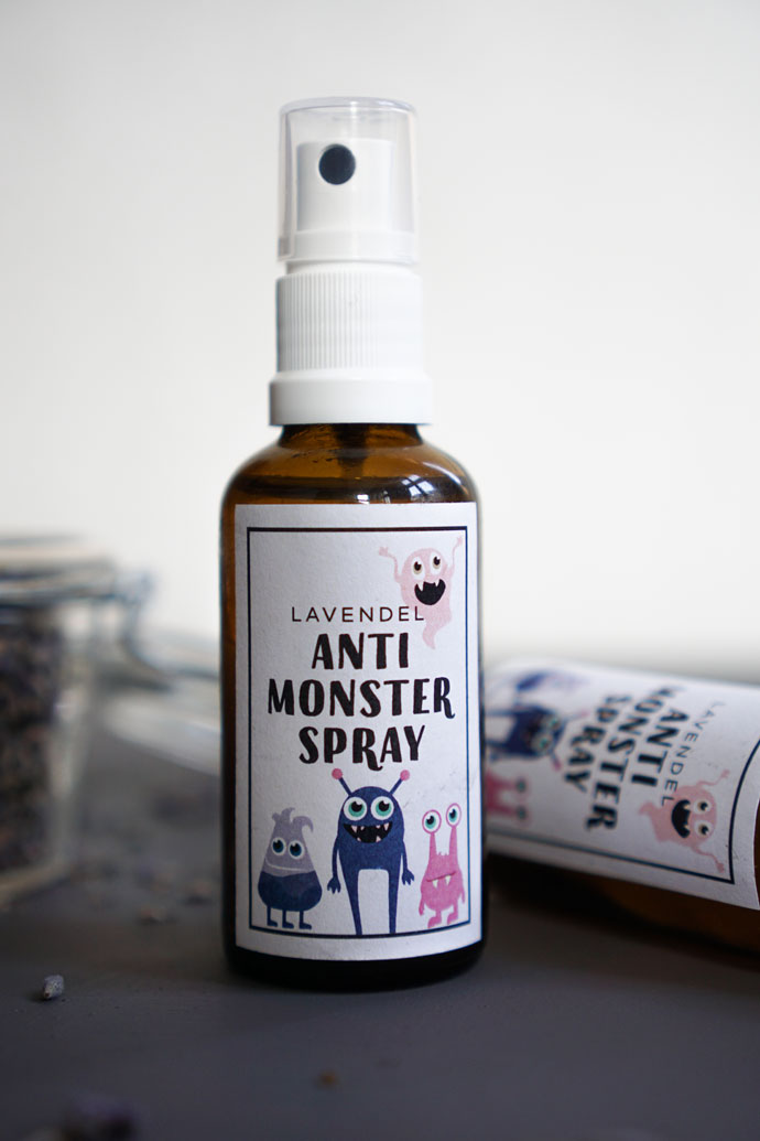 DIY | Anti-Monster-Spray selber machen