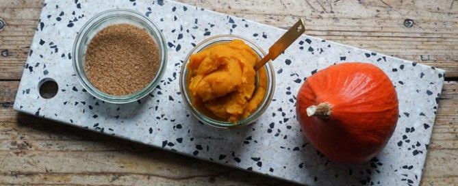 Leckeres süßes Pumpkin Bread mit Frischkäseguss aus Kürbis selber backen. Hier findest Du mein Rezept.