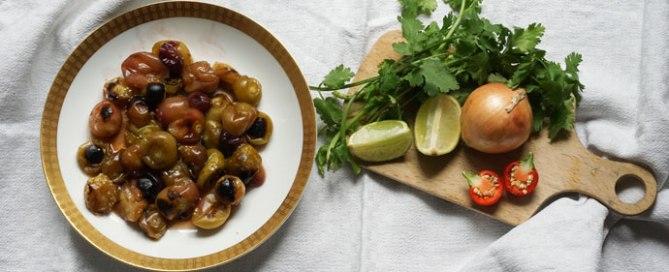 Salsa Verde Rezept und Zutaten für mexikanische Salsa Verde