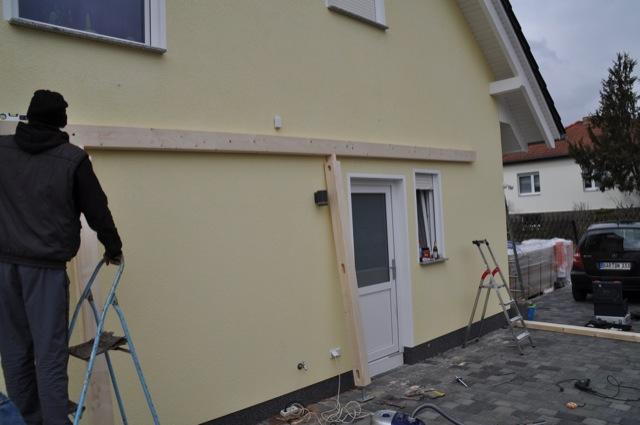 Fotos Aufbau Amp Anleitung Carport Zum Selber Bauen