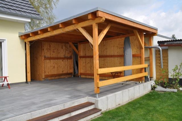 aussenanlagen schimmel pilz holz dach terrassenueberdachung. Black Bedroom Furniture Sets. Home Design Ideas