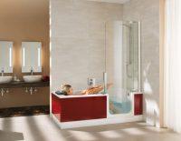 Mit der Duschbadewanne doppelter Komfort - Huas & Garten Test