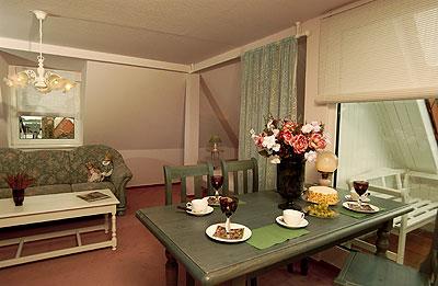 Komfortappartement Forelle Ferienwohnung im Ostseebad