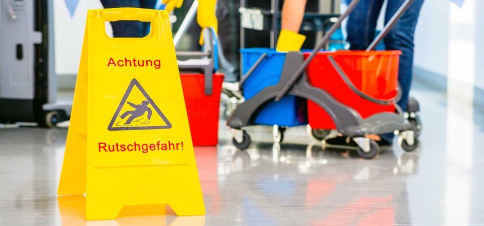 Gründliche Zwischenreinigung in Hamburg