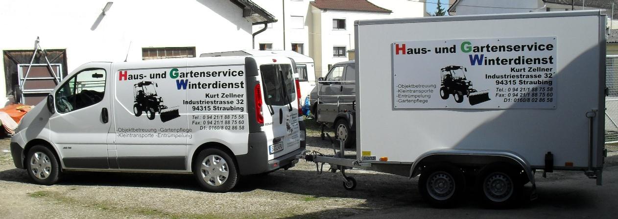 Haus und Gartenservice Kurt Zellner  Straubing
