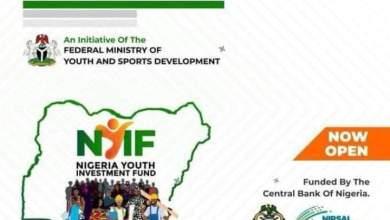 Photo of Labari Mai Dadi ! Sanarwa Mai Muhimmanci Ga Wadanda Suka Cika Shirin Neman Rance Na 'Nigeria Youths Investment Fund' (NYIF)