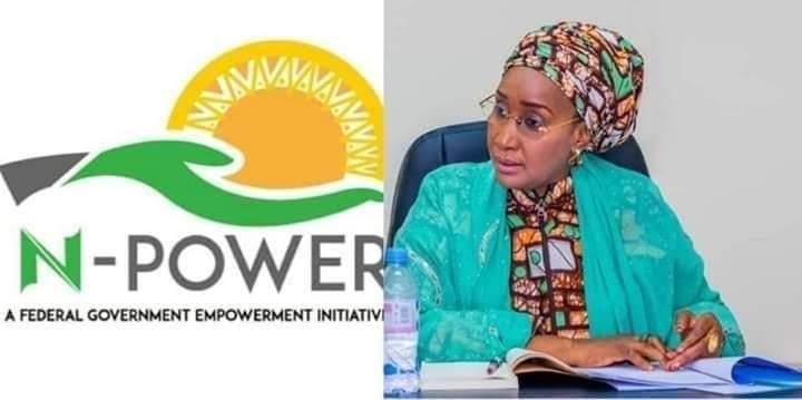 Shin Da Gaske N-power, ke Turowa Mutane Sako Na 'Update profile' ?