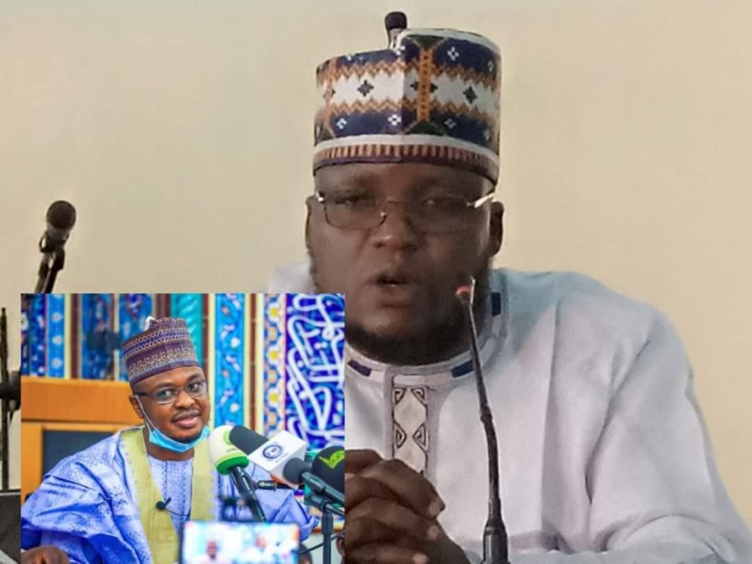 Raddi mai zafi da malam Albani Yamayarwa Maqiya Dr Isa Ali Pantami