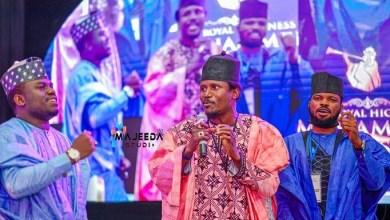 MUSIC : Sarkin Waka - Tsayaye Dan Lamido
