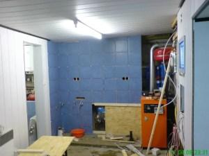 Umbau Werkstatt Küche