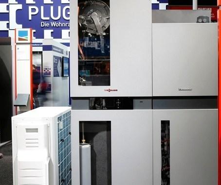 Das Brennstoffzellen-Heizgerät Vitovalor 300-P von Viessmann wird viermal verlost. (Foto: Viessmann)