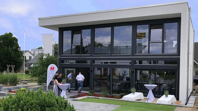 Musterhaus von Meisterstück-Haus in Mannheim