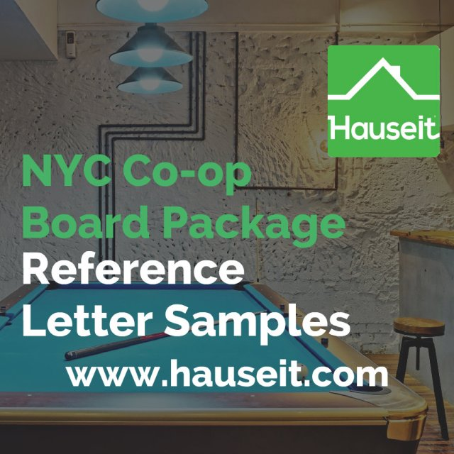 Board Package Reference Letter Samples