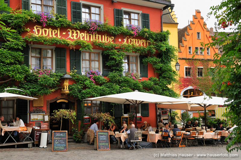Matthias Hauser Fotografie  Local Bodensee  Hotel Weinstube Lwen in Meersburg am Bodensee