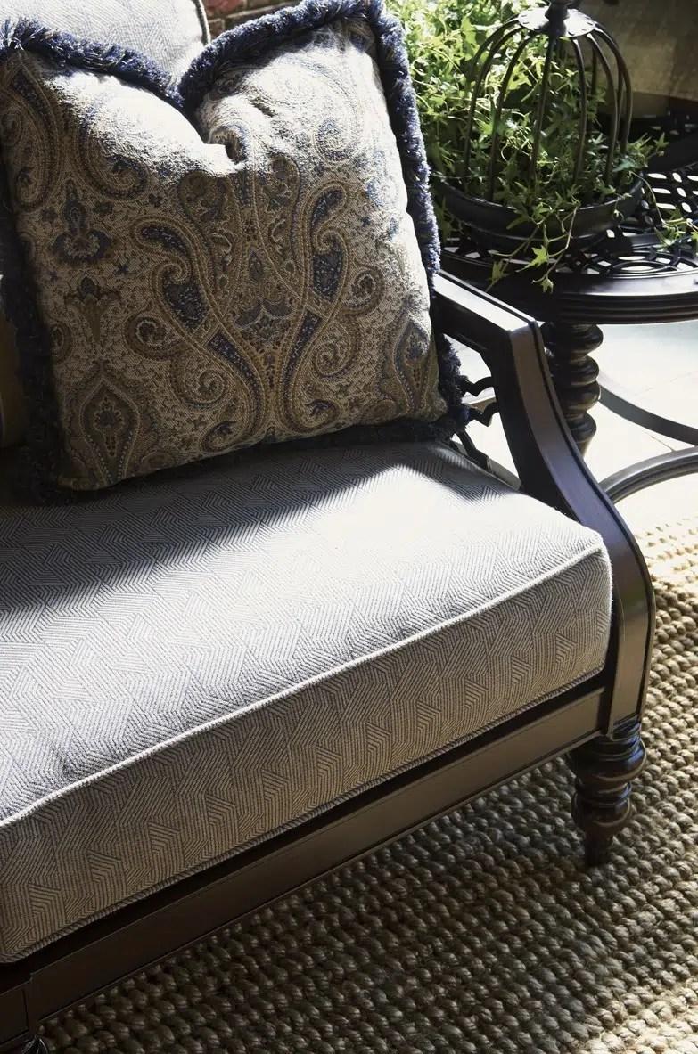 Royal Kahala Black Sands Sofa  Hausers Patio