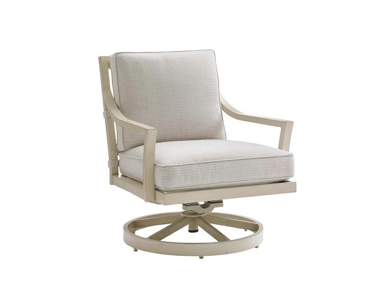Misty Garden Swivel Rocker Lounge Chair  Hausers Patio
