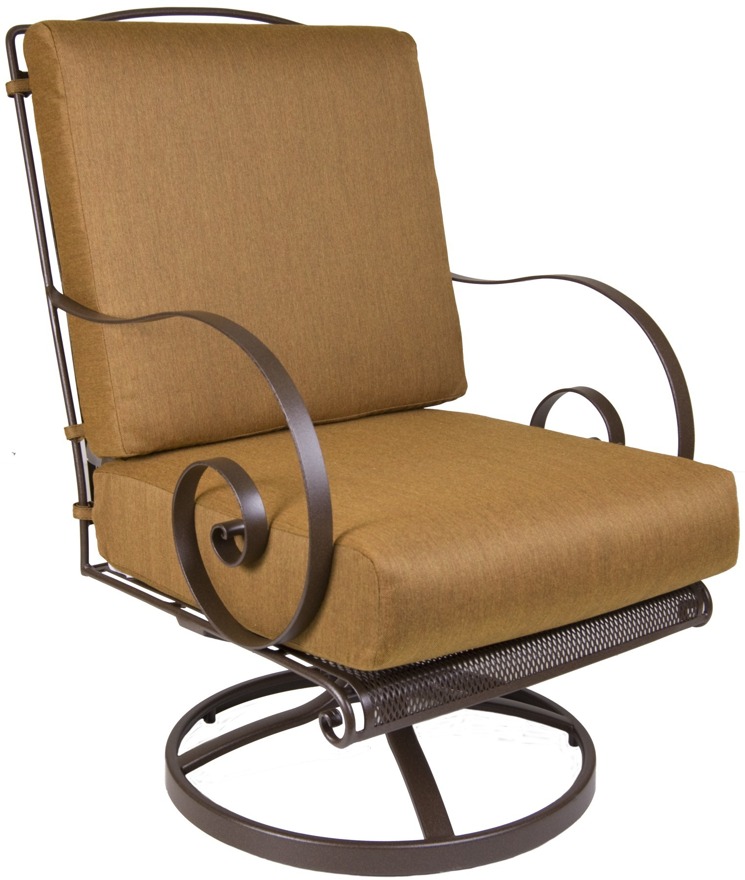swivel lounge chairs clear vinyl dining room chair covers avalon rocker hauser 39s patio