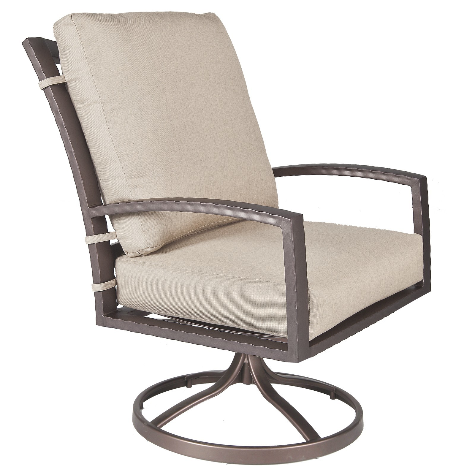 swivel rocker outdoor dining chairs how to make a wooden chair seat sol club arm hauser 39s patio