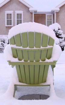 Adirondack Shellback Chair - Hauser' Patio