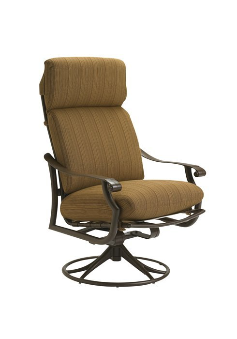 Montreux Cushion Swivel Rocker HighBack  Hausers Patio