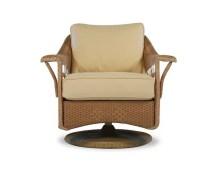 Nantucket Swivel Glider Lounge Chair - Hauser' Patio