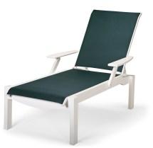 Leeward Sling Chaise Arm Kit - Hauser' Patio