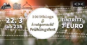 1000things Frühlingsfest
