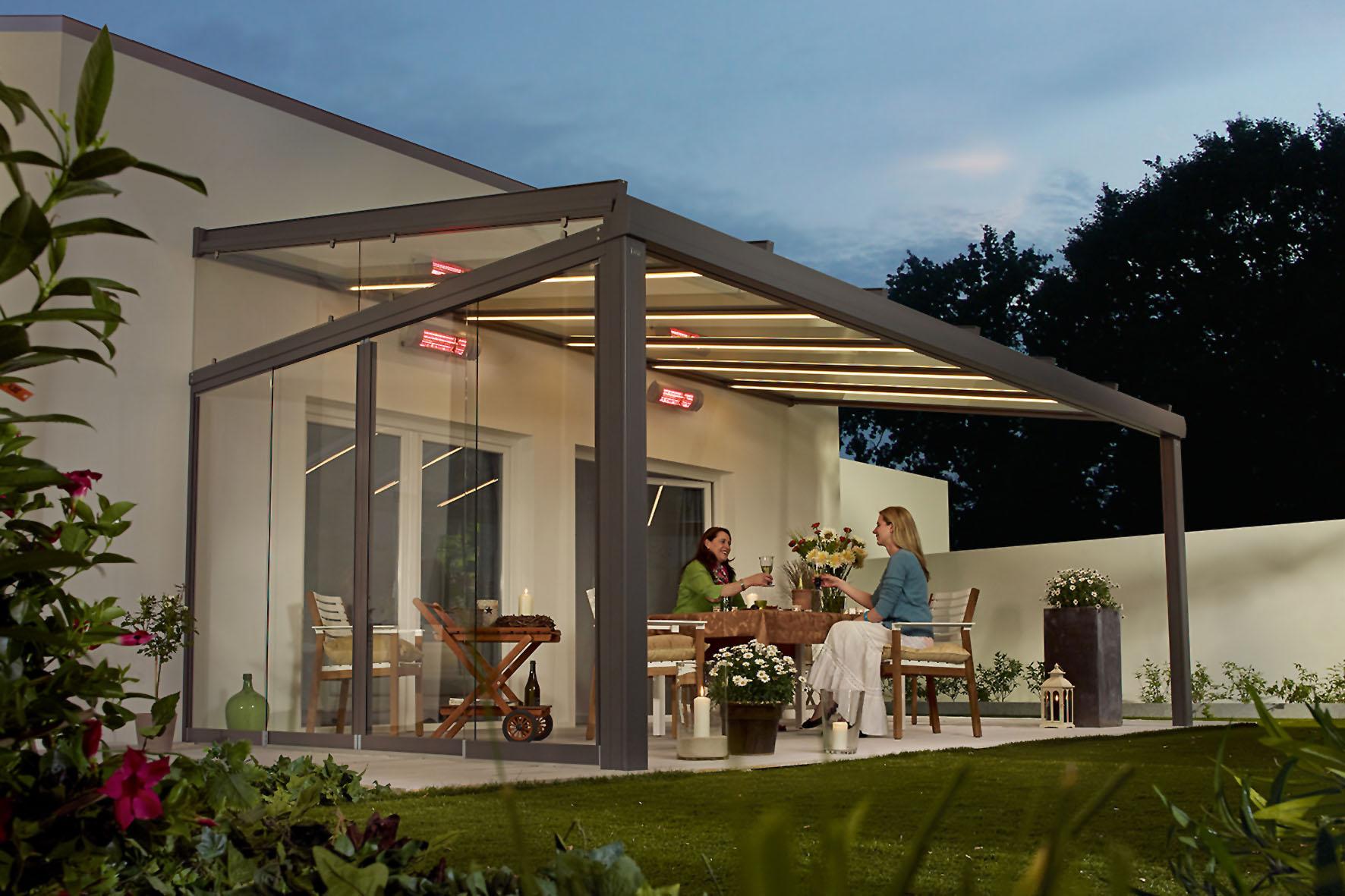 Glasdächer Für Den Außenbereich – Haushaltsoptimierer