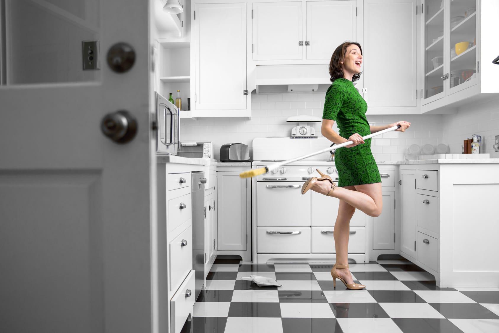 Badezimmer Putzen Tipps