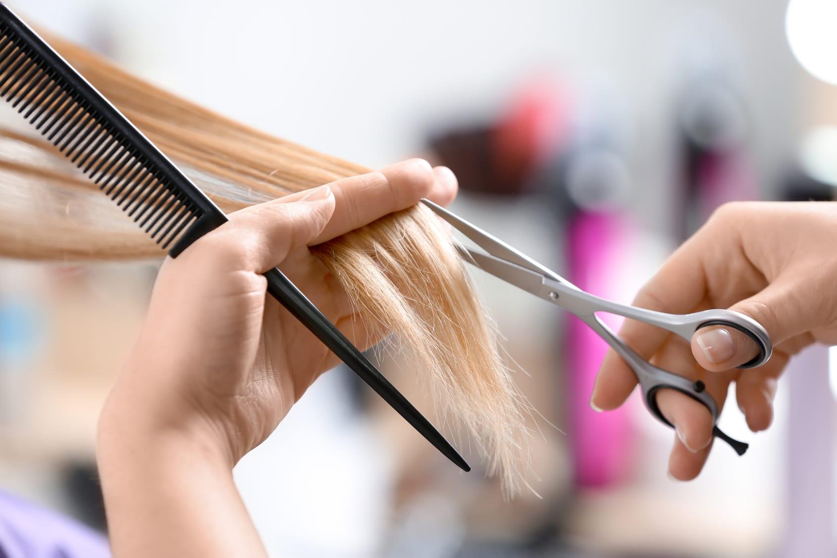 Haare selber schneiden  6 Tipps  Tricks  Haushaltstippsnet