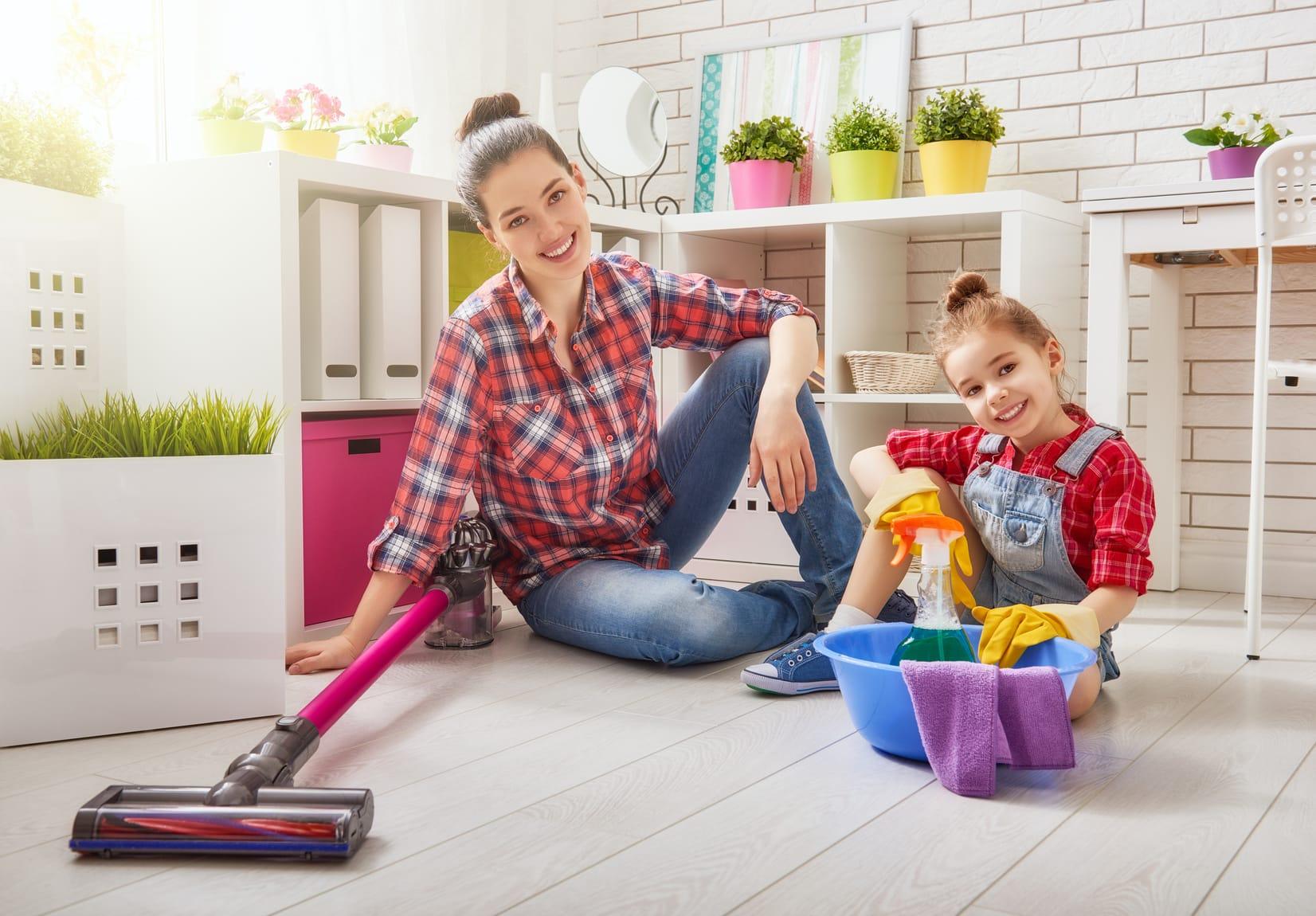 Kinder zu mehr Hausarbeit motivieren  Haushaltstippsnet