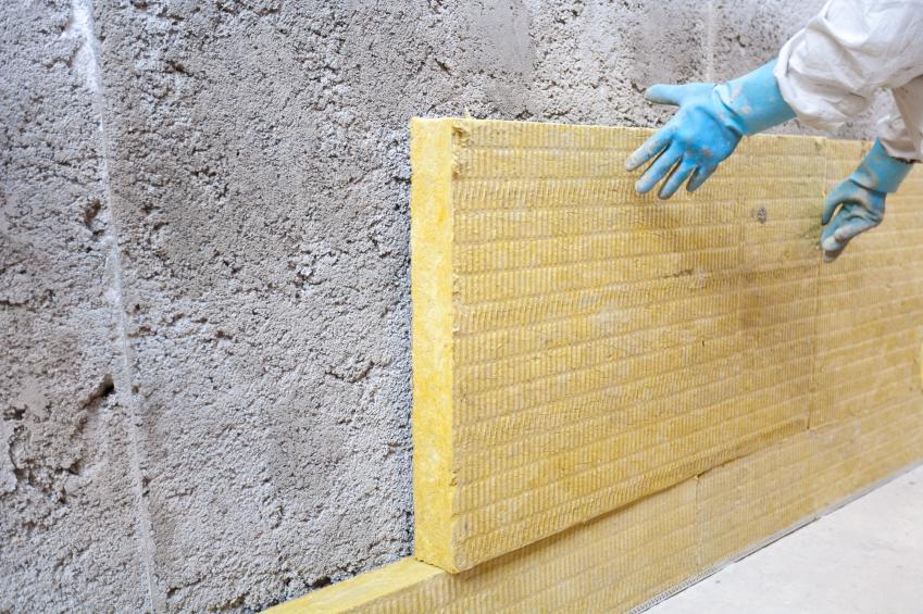 Beton isolieren  Wie dmmt man ihn am besten