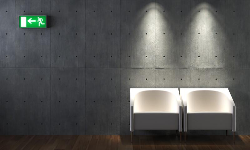 Wand in Betonoptik streichen  Anleitung in 3 Schritten