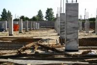 Betonpfosten gieen  Anleitung in 4 Schritten