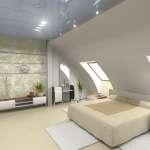 Bett Platzieren Dachschrage Im Schlafzimmer