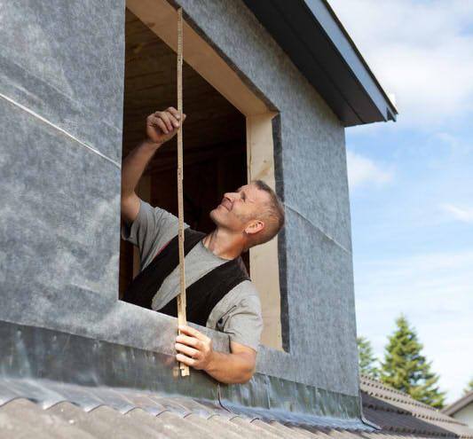 Dachgaube dmmen  Schritt fr Schritt zur effizienten Wrmedmmung