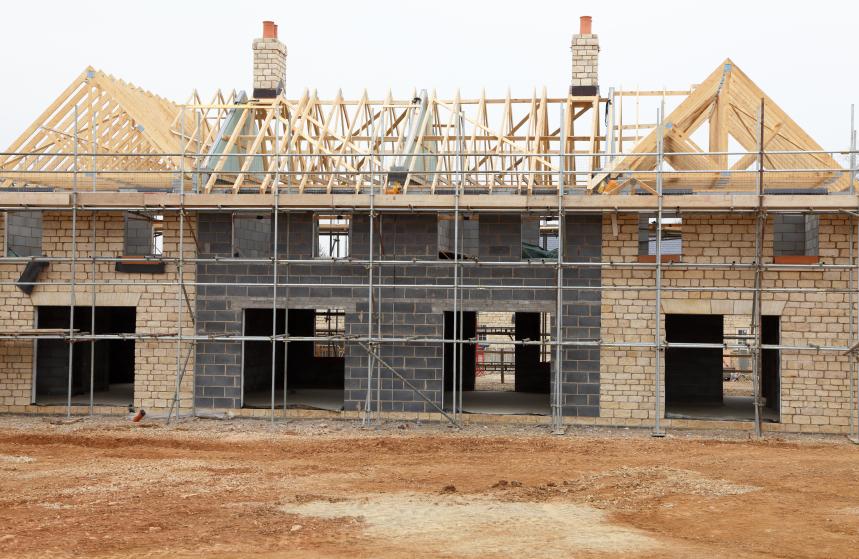 Doppelhaushlfte bauen  Darauf sollten Sie achten