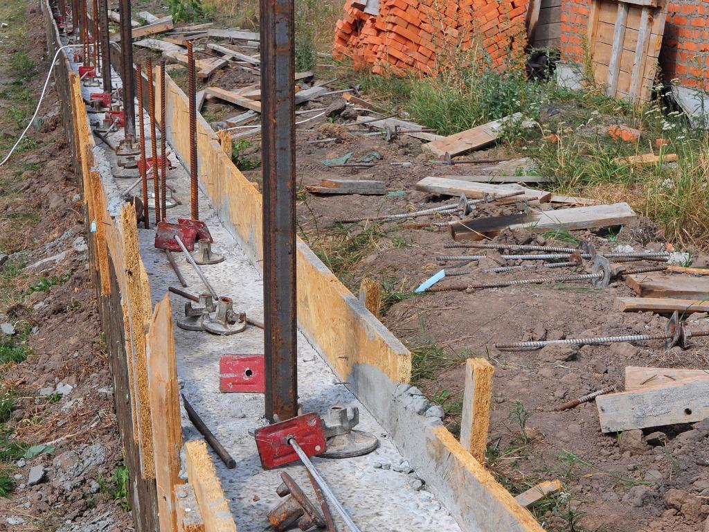 Zaunpfosten Auf Beton Befestigen Zaunpfosten