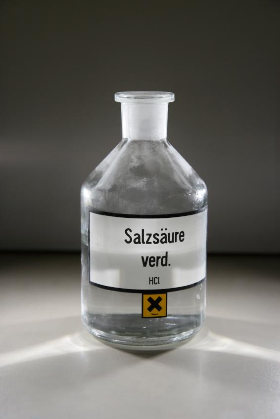 Entrosten mit Salzsure  Vorgehen Vor  Nachteile
