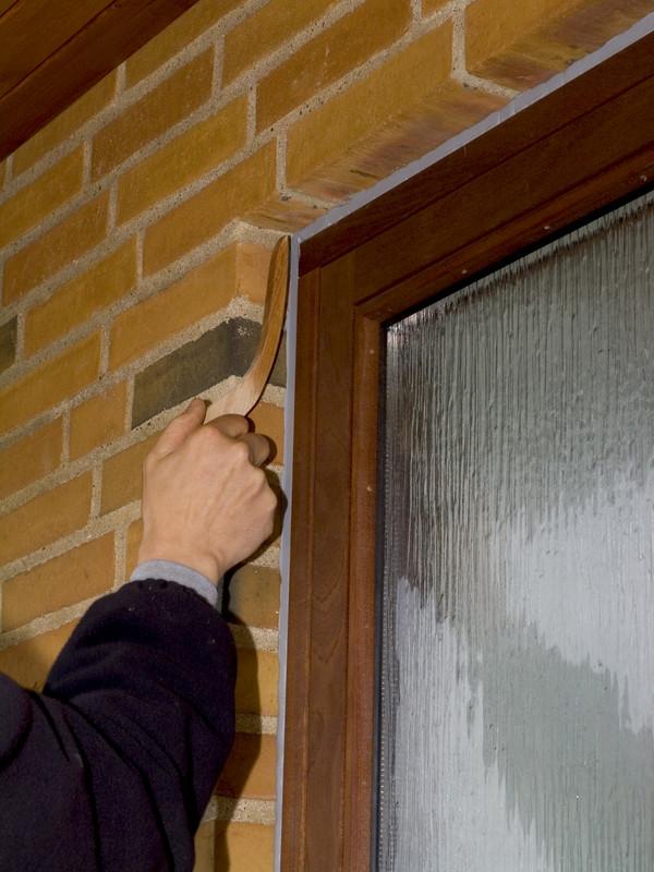 Fenster verfugen  Detaillierte Anleitung in 4 Schritten