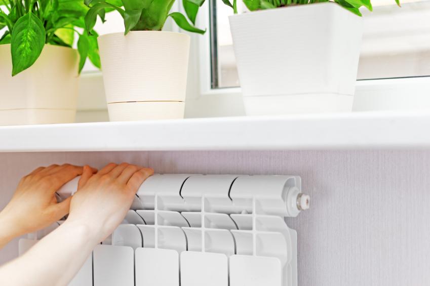 Fensterbank auf Heizung montieren  Anleitung in 3 Schritten