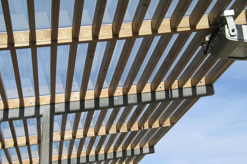 Glasdach fr die Terrasse  Preise fr das Dach