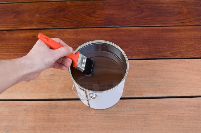 Holz beizen  Anleitung Tipps und Tricks